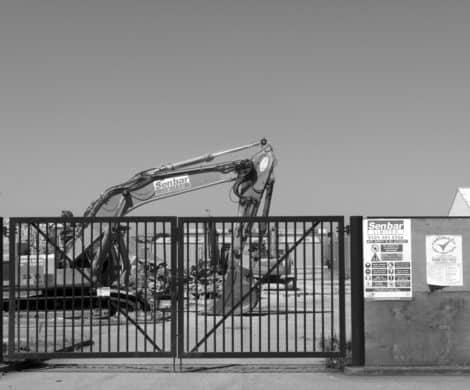 Construction Work - The West Midlands